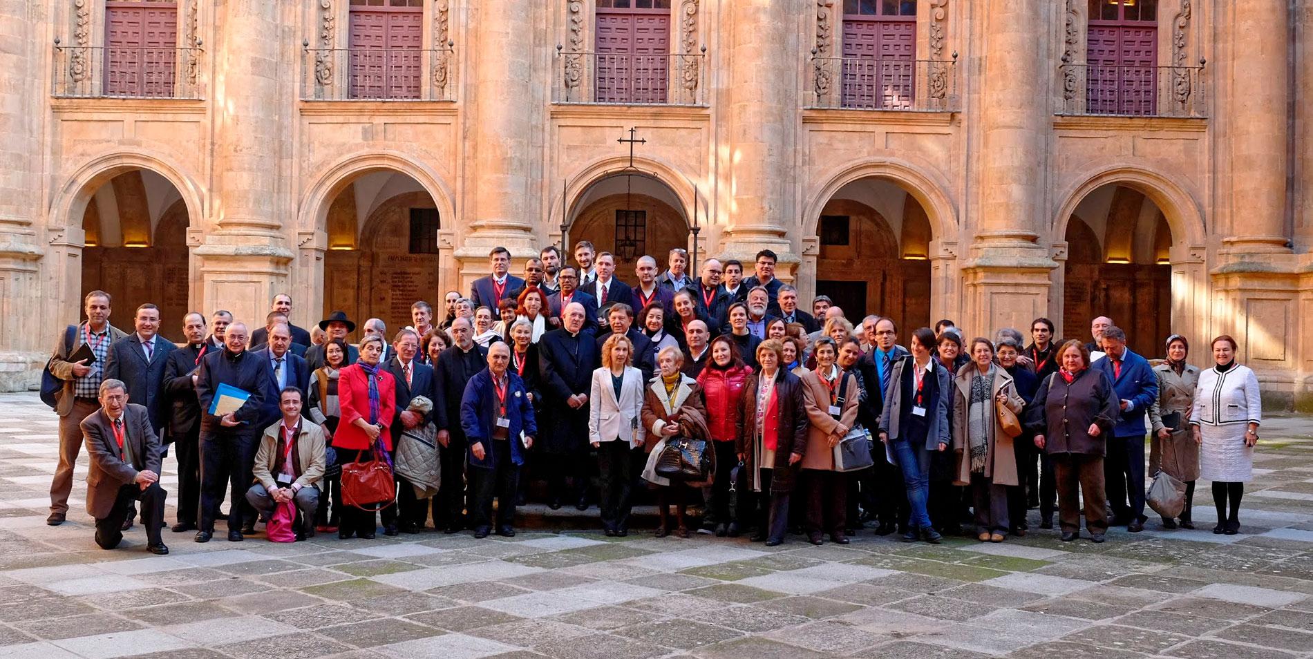 Congreso metafísica Salamanca